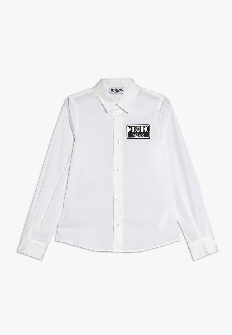 MOSCHINO - Shirt - optical white