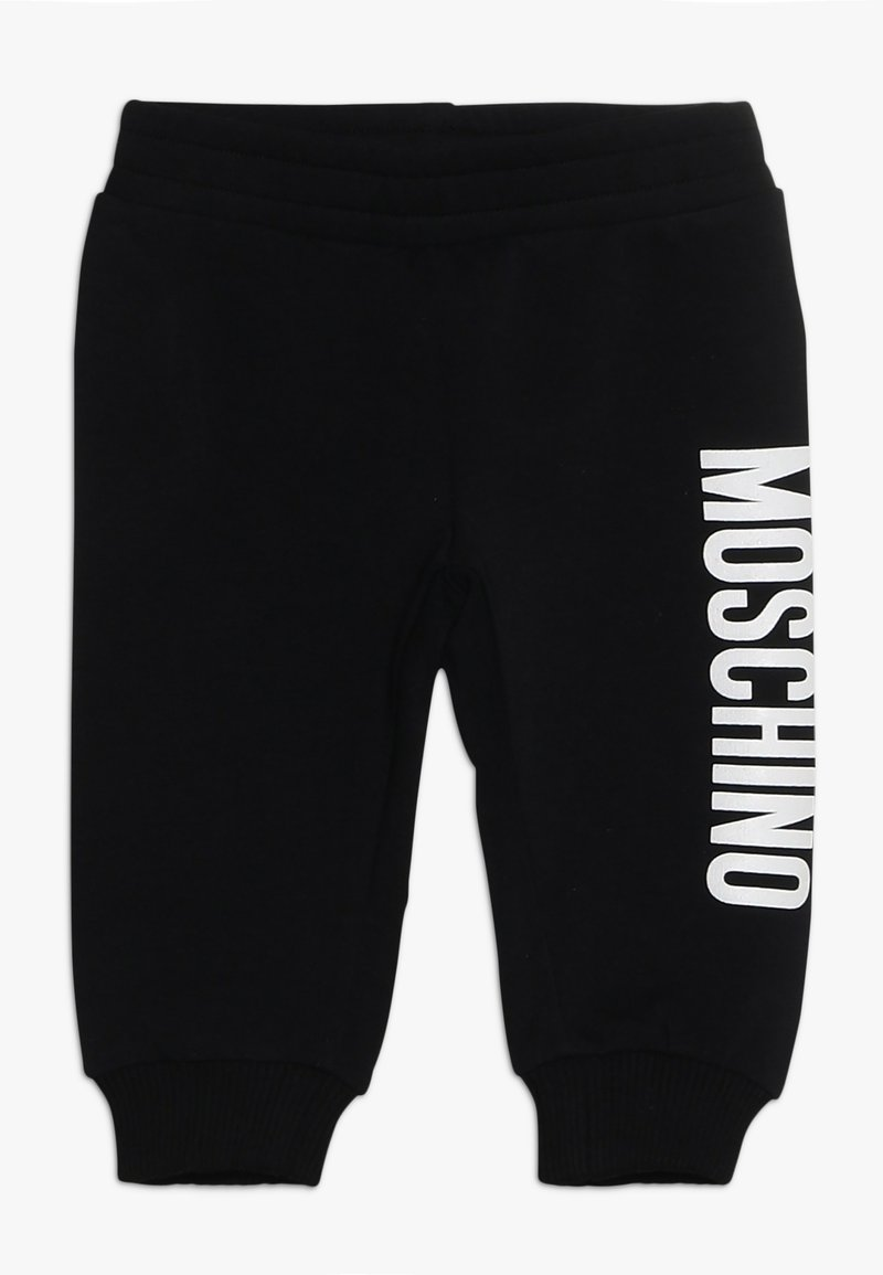 MOSCHINO - Pantalon de survêtement - black