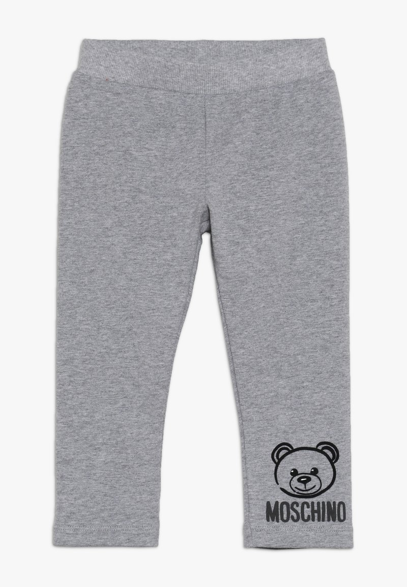 MOSCHINO - TROUSERS - Tracksuit bottoms - grigio
