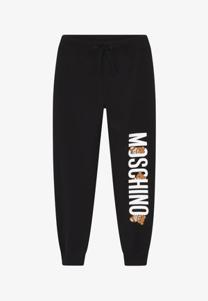 ADDITION - Tracksuit bottoms - black