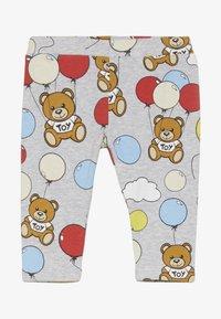 MOSCHINO - Leggings - Trousers - grey - 2
