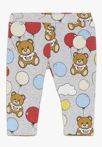 MOSCHINO - Leggings - Trousers - grey - 0