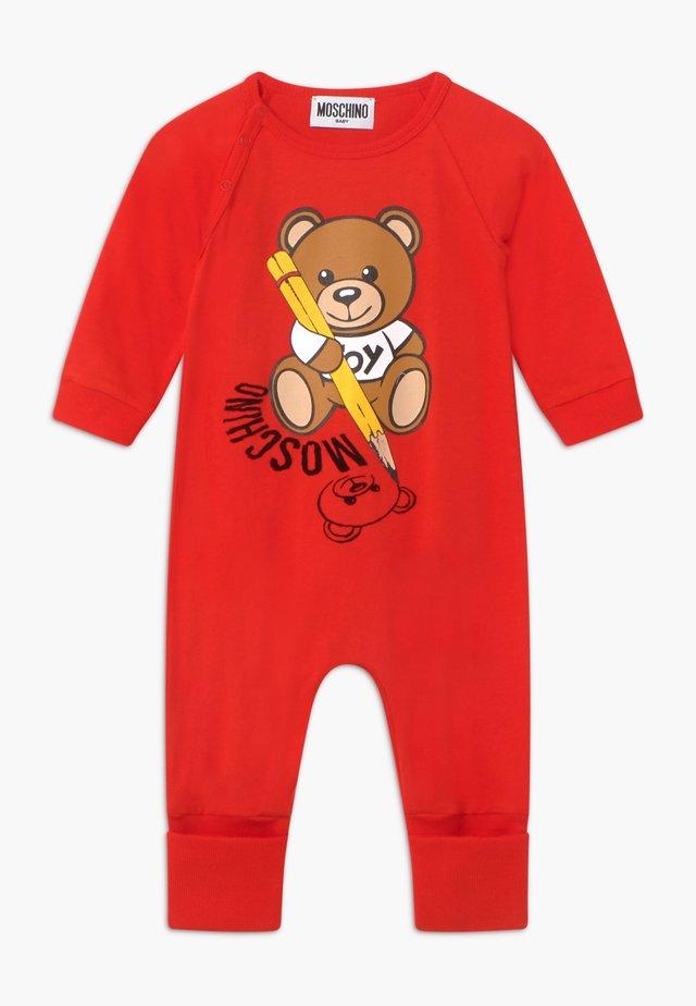 BABYGROW GIFT BOX - Jumpsuit - poppy red