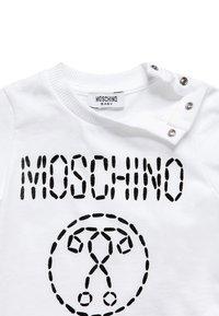 MOSCHINO - BABY - Printtipaita - bianco ottico - 2
