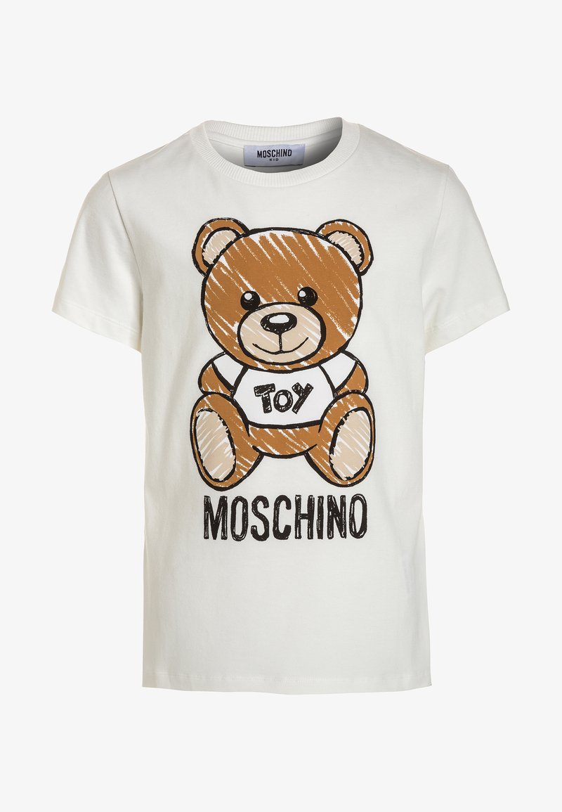 MOSCHINO - T-shirt imprimé - cloud