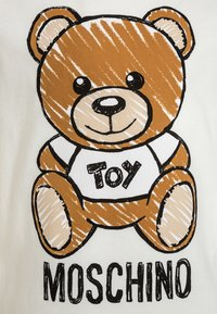 MOSCHINO - Print T-shirt - cloud - 2
