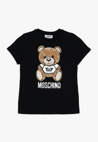 MOSCHINO - T-shirt imprimé - nero/black - 0