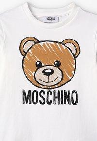 MOSCHINO - Top sdlouhým rukávem - cloud - 4