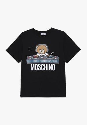 MAXI  - T-shirts med print - black