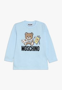 MOSCHINO - Long sleeved top - baby sky blue - 0
