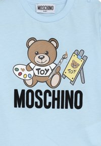 MOSCHINO - Long sleeved top - baby sky blue - 3