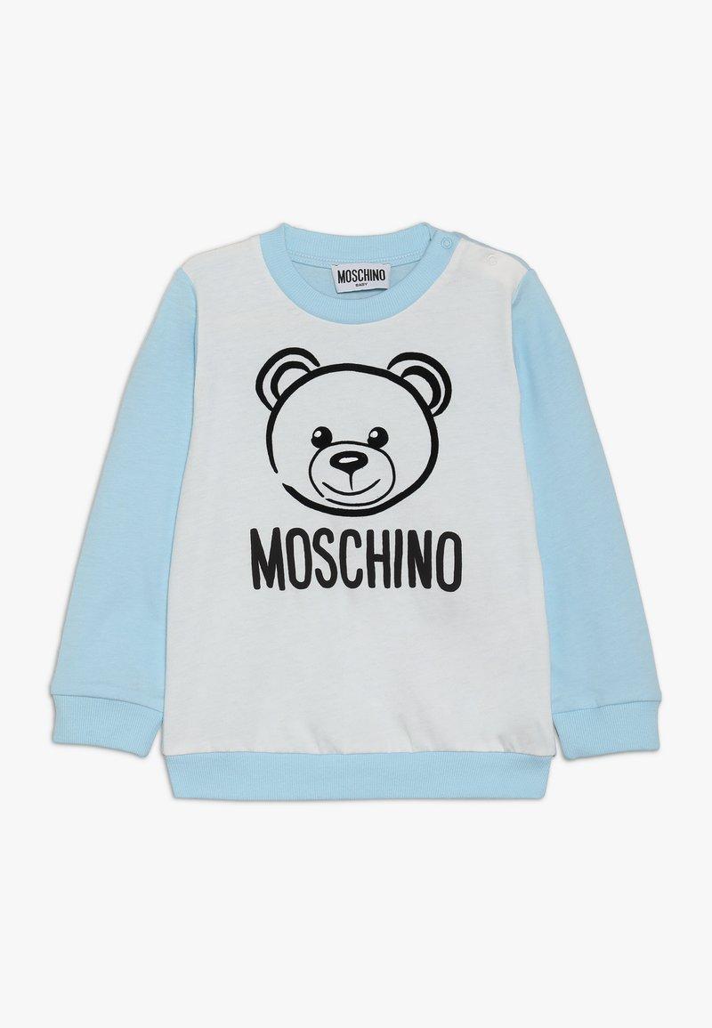 MOSCHINO - Langarmshirt - baby sky blue