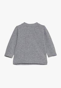 MOSCHINO - Pitkähihainen paita - grigio melange - 1