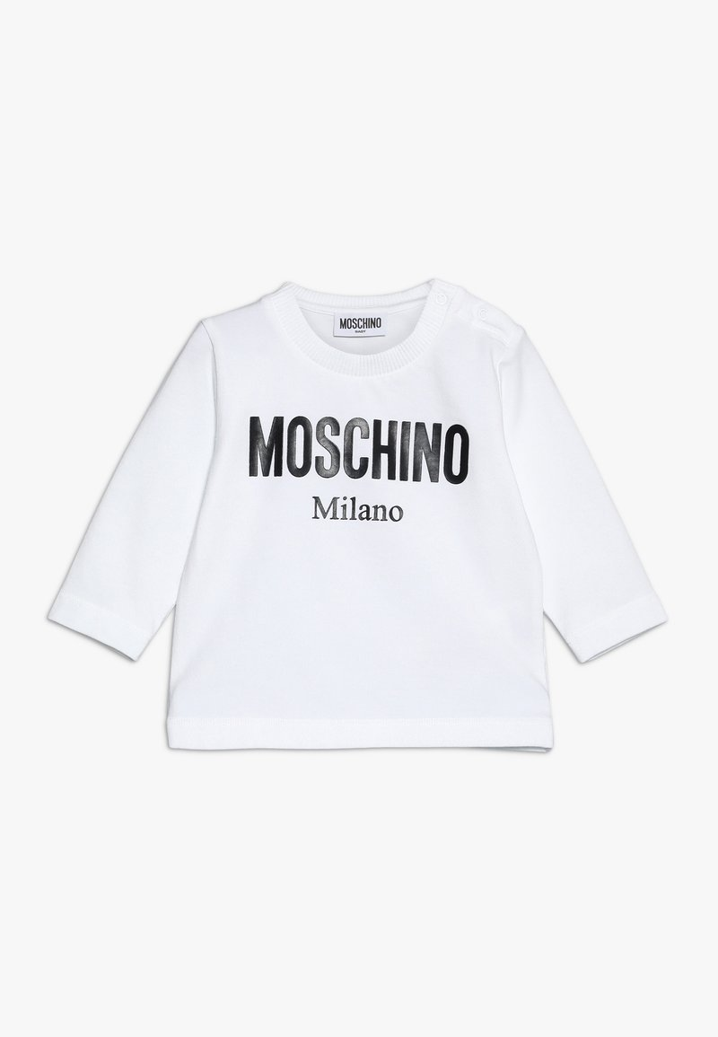 MOSCHINO - MINIME - Topper langermet - optic white