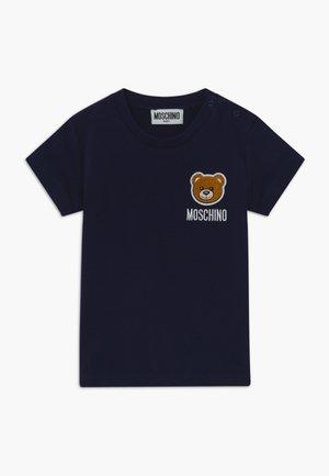 MAXI - T-shirt print - navy blue