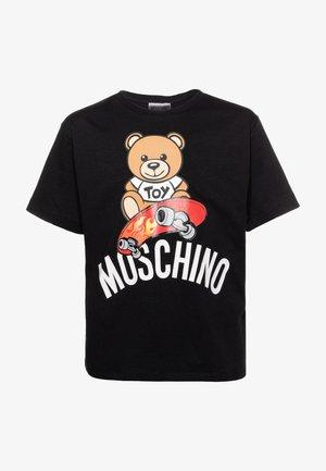 MAXI  - T-shirt imprimé - black