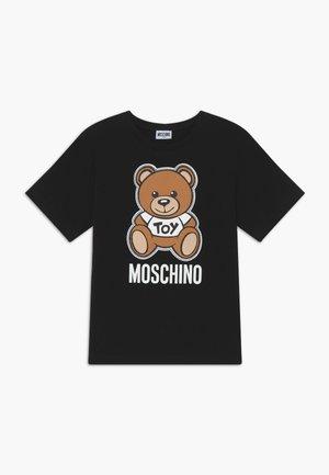 MAXI  - Print T-shirt - black