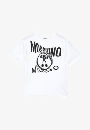 MAXI - T-shirt print - optical white