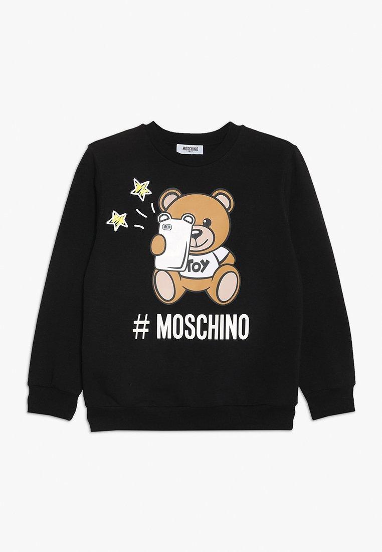 MOSCHINO - Sweater - nero/black