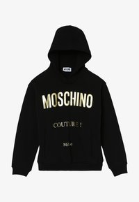 MOSCHINO - HOODED - Hoodie - black - 2