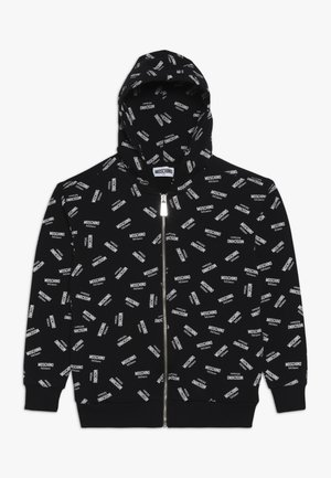 HOODED - Collegetakki - black