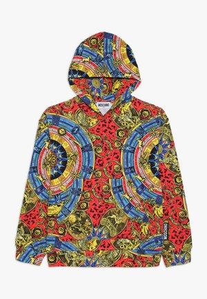 HOODED - Sweat à capuche - multicolour