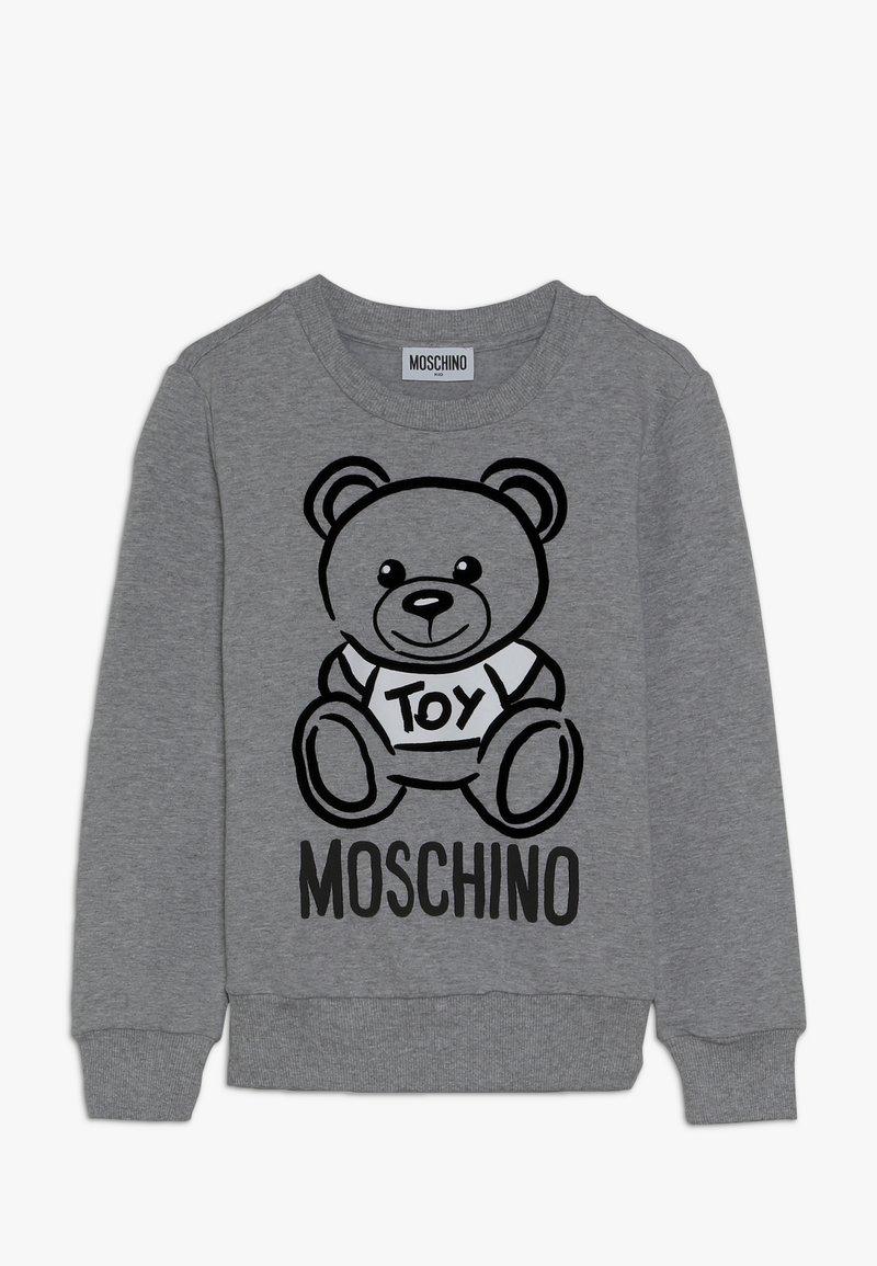 MOSCHINO - Sweatshirt - grey melange