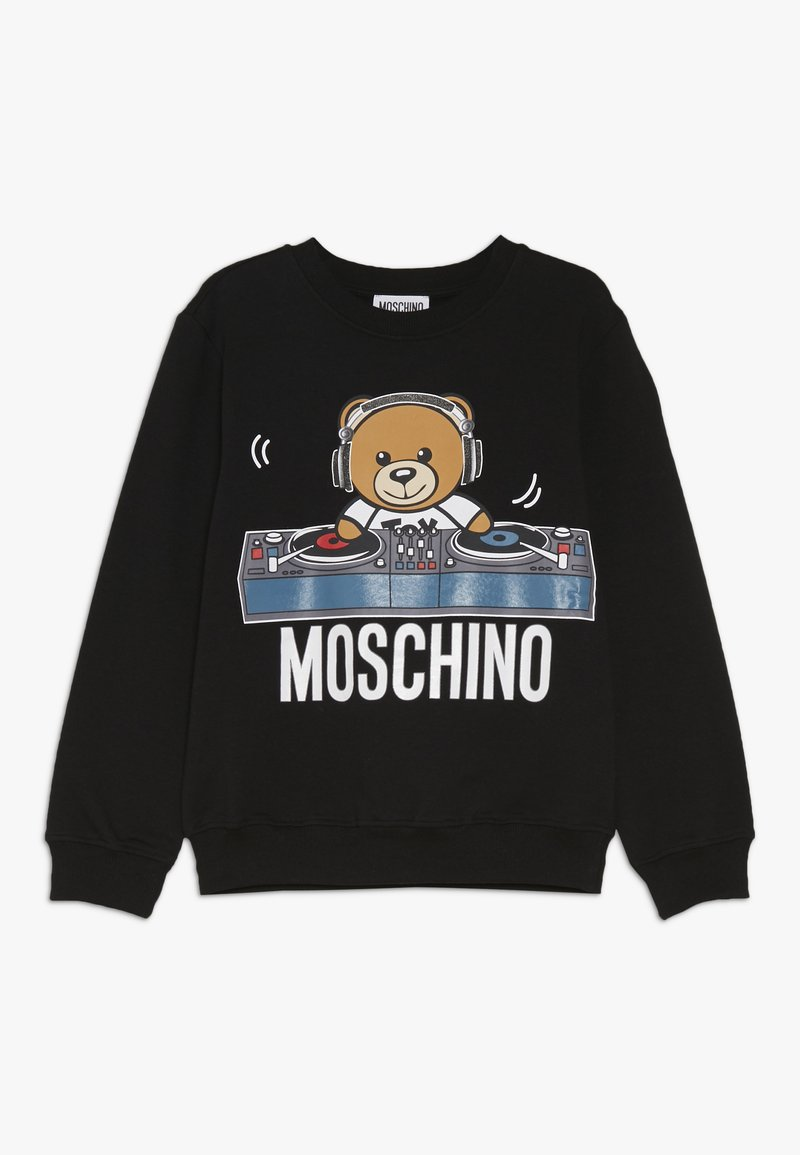 MOSCHINO - Sweatshirt - black