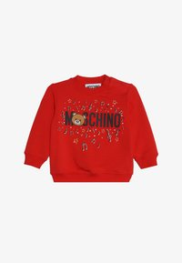 MOSCHINO - Felpa - poppy red - 2