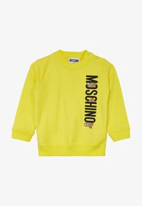 MOSCHINO - Mikina - blazing yellow - 2