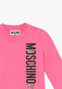 MOSCHINO - Sweater - dark pink - 3