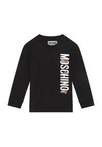 MOSCHINO - Sweater - black - 0