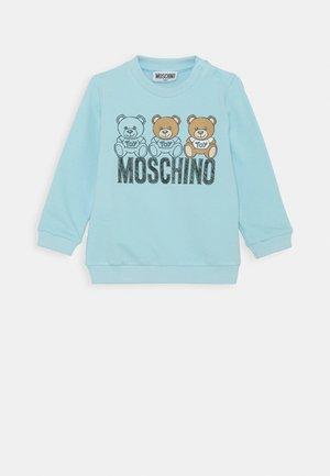 Sweatshirt - baby sky blue