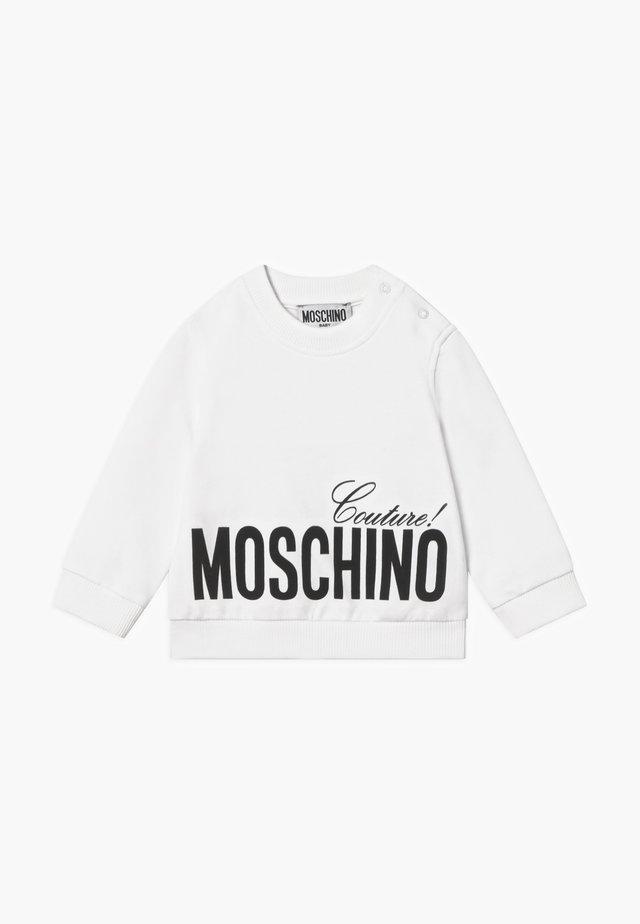 Sweatshirt - optic white
