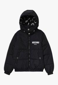 MOSCHINO - PADDED JACKET - Down jacket - black - 0