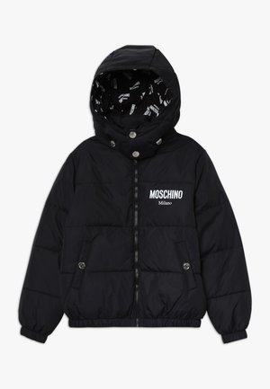 PADDED JACKET - Piumino - black