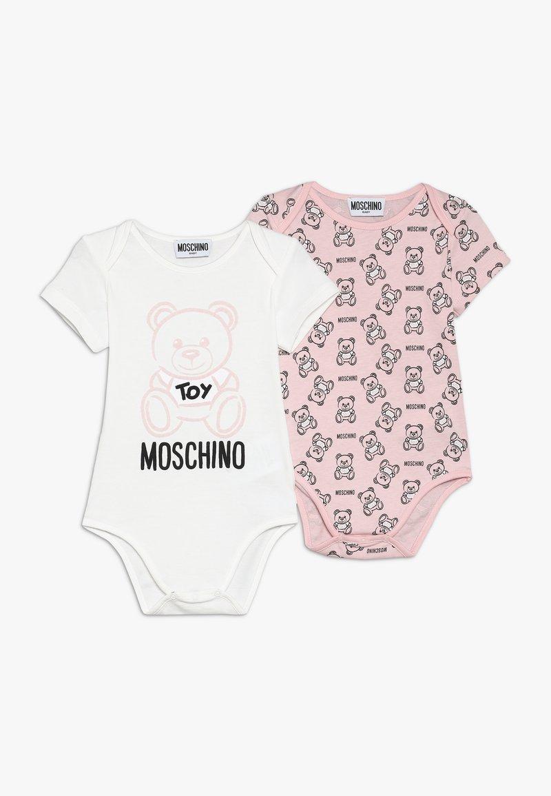 MOSCHINO - GIFT 2 PACK - Regalos para bebés - sugar rose