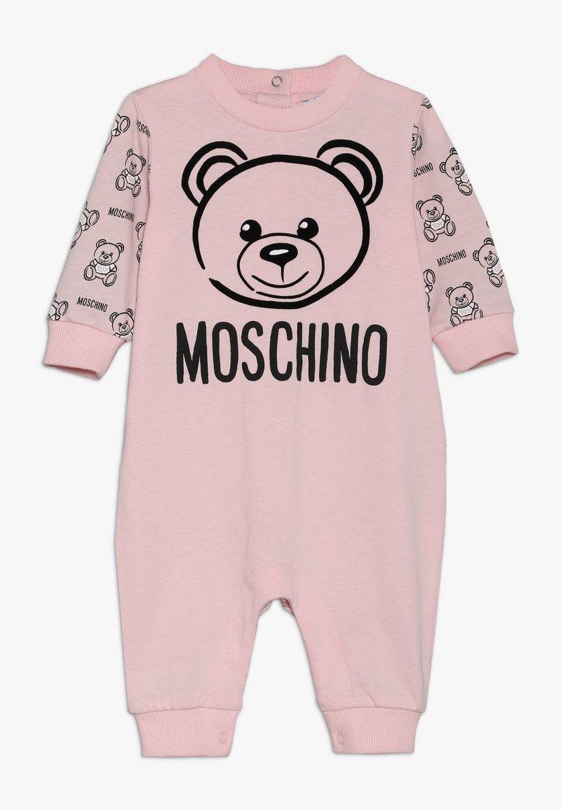 MOSCHINO - BABYGROW WITH GIFT BOX - Pijama - sugar rose