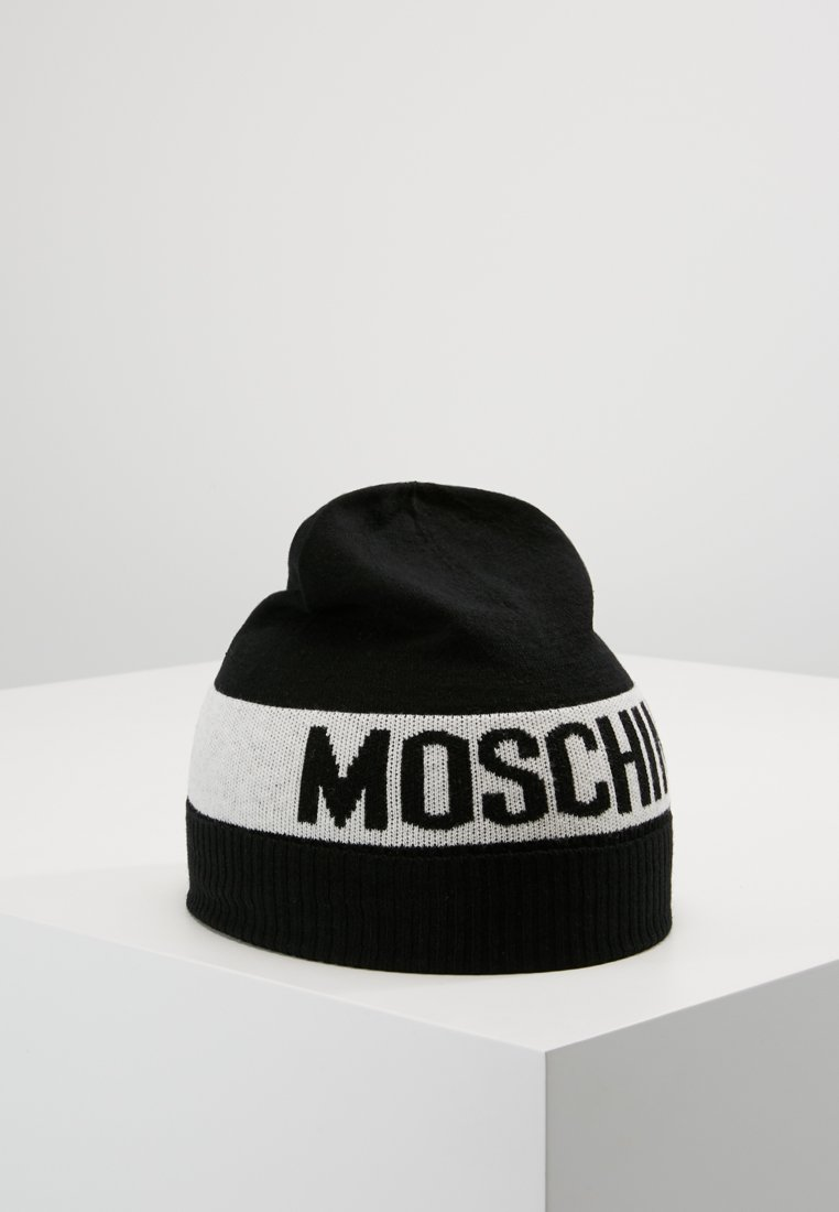 MOSCHINO - HAT - Gorro - nero/black