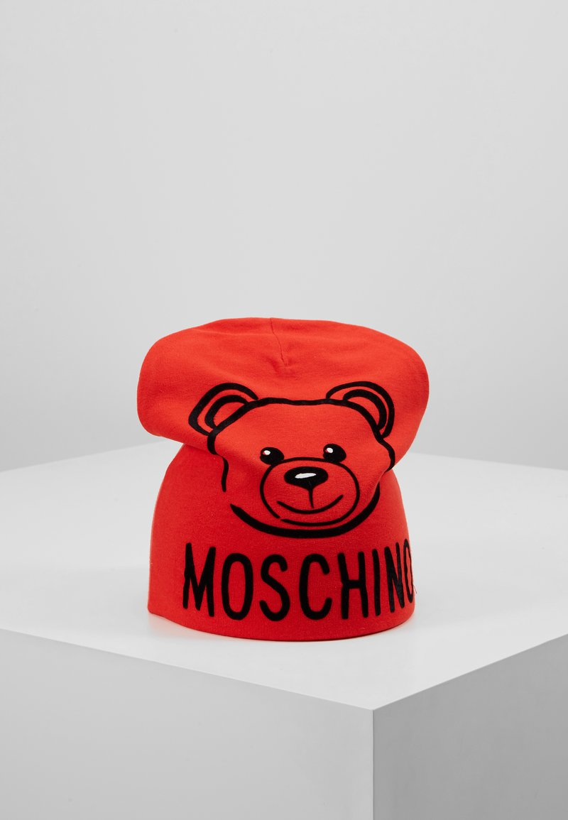 MOSCHINO - HAT - Bonnet - poppy red