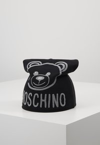 MOSCHINO - HAT - Čepice - black - 0