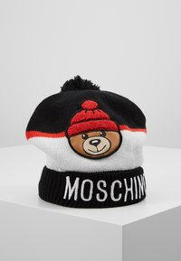MOSCHINO - HAT - Čepice - black - 0
