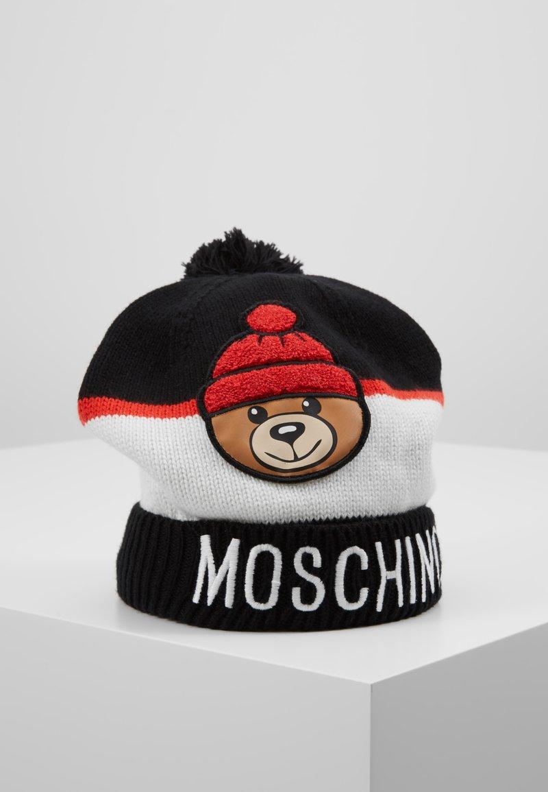 MOSCHINO - HAT - Čepice - black