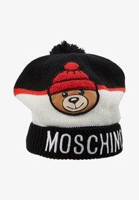 MOSCHINO - HAT - Čepice - black - 1