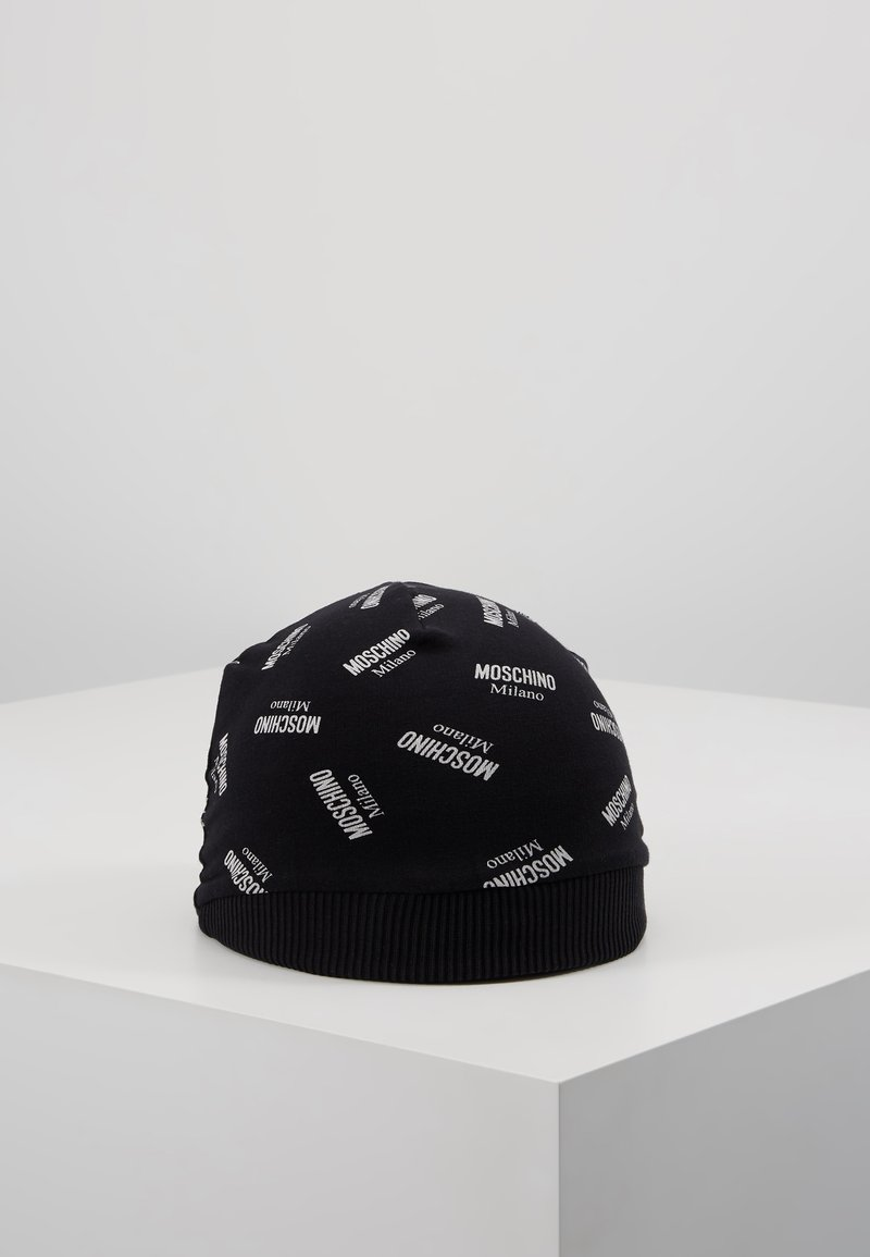 MOSCHINO - HAT - Bonnet - black