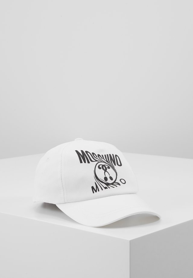 Cap - optical white