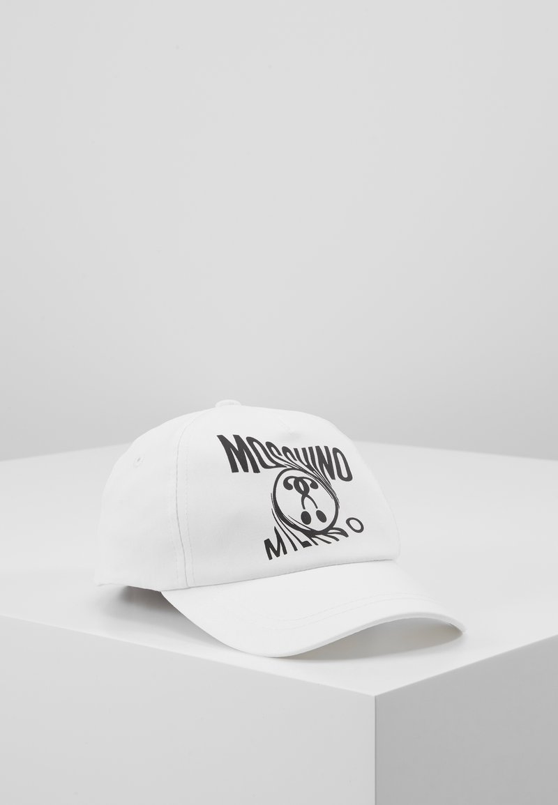 MOSCHINO - Casquette - optical white