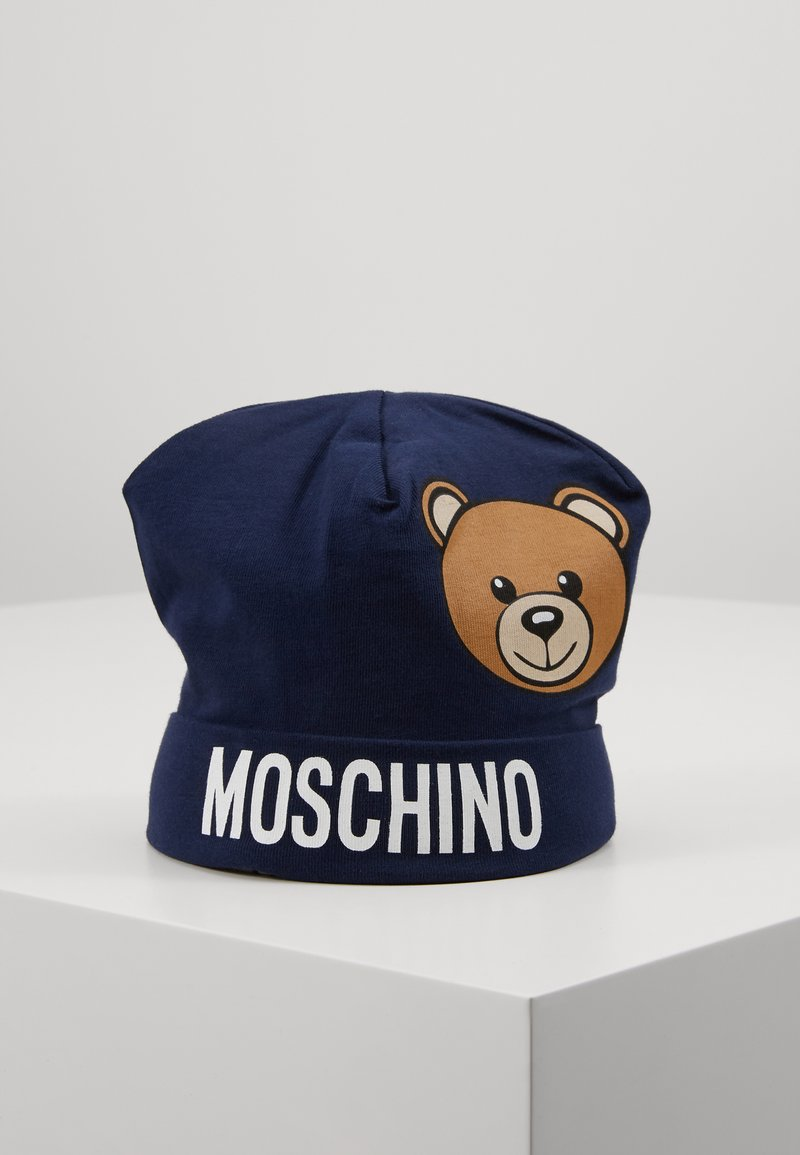MOSCHINO - HAT - Berretto - navy blue