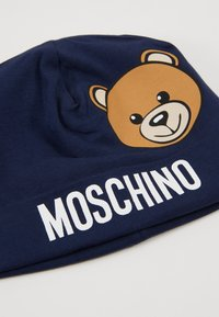 MOSCHINO - HAT - Berretto - navy blue - 2