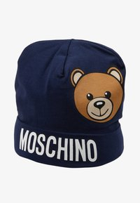 MOSCHINO - HAT - Berretto - navy blue - 1